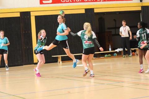 weibliche C spielt um Finaleinzug zur westdeutschen Meisterschaft
