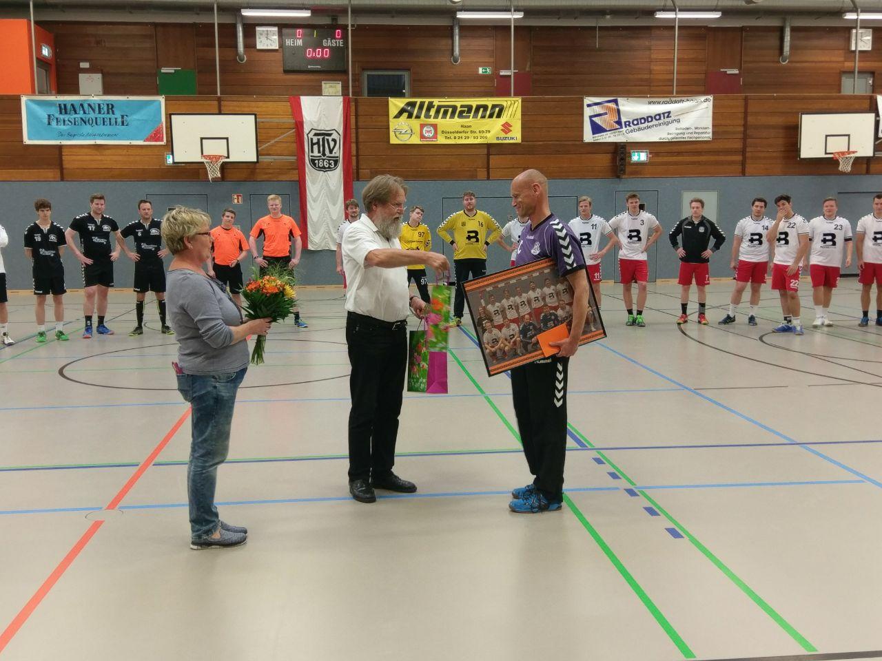 Stefan Wollny nach vier Jahren verabschiedet